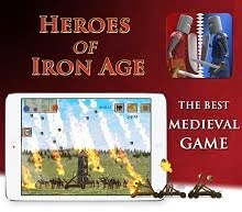 iOS Game of the Week - Heroes of Iron Age