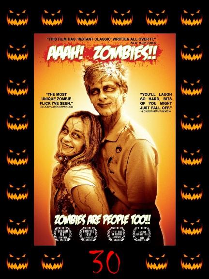 aaah! zombies! 2007