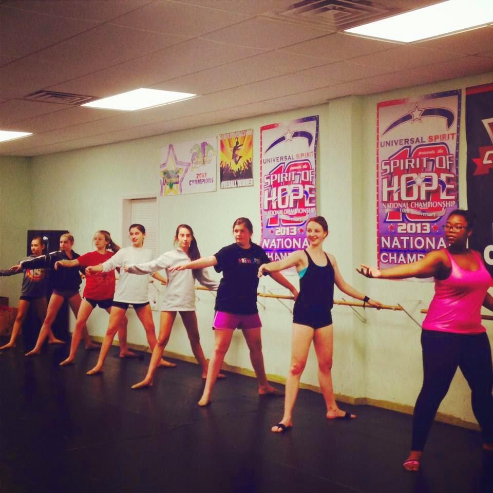 myers park dance schools