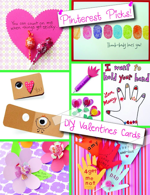 Pinterest Valentine's Day Cards