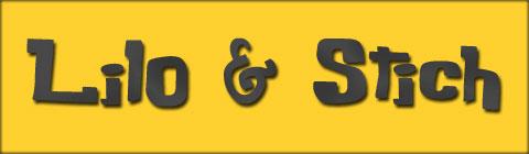 Download font lilo &; stich