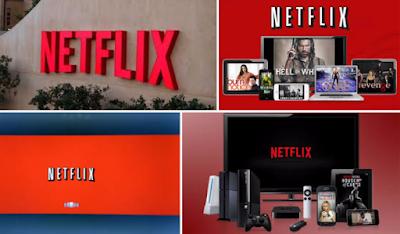 Layanan sewa film Netflix