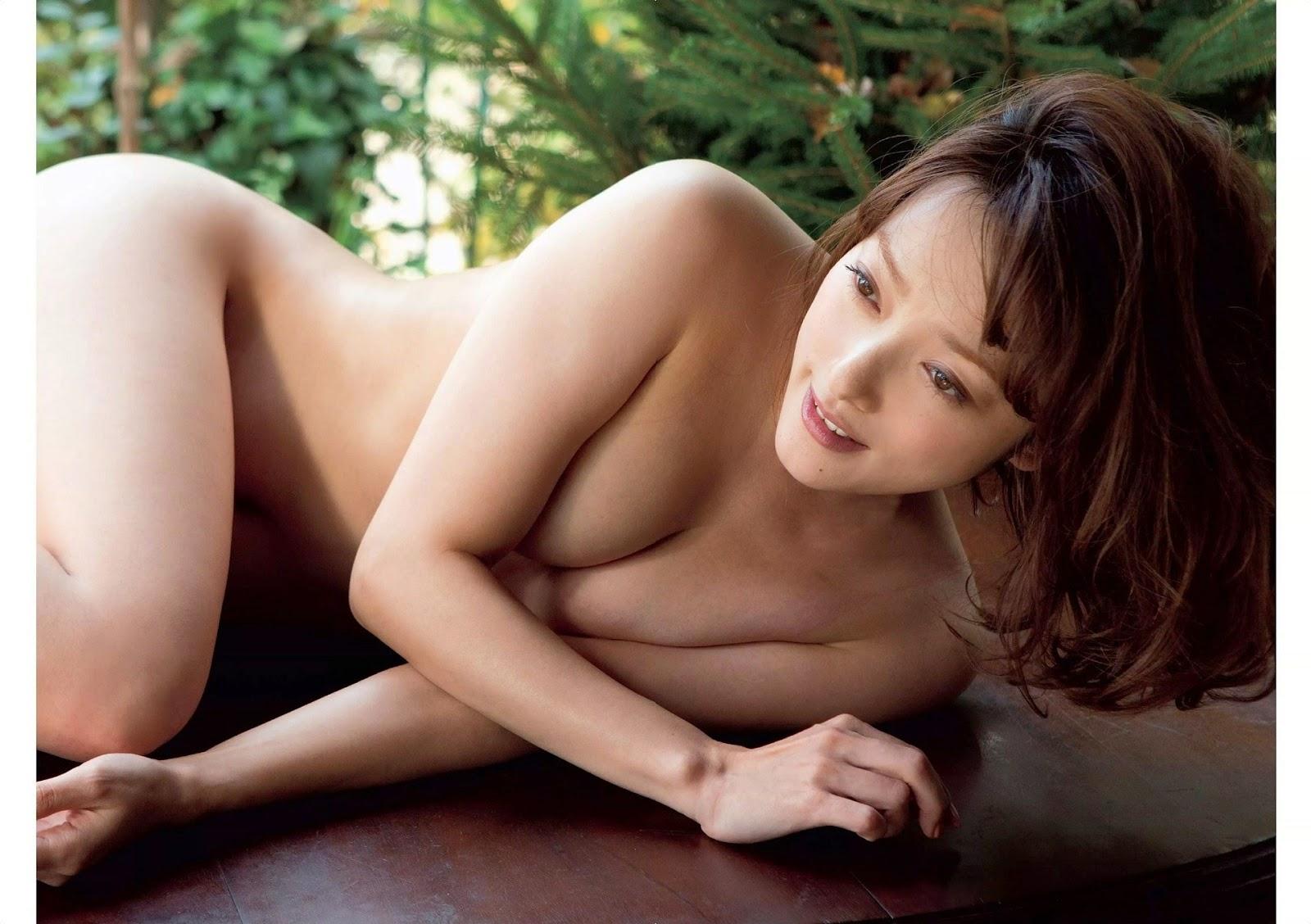 Shibata Kayoko 柴田かよこ Weekly Playboy March 2015 Wallpaper HD