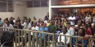 SAJ: Presidenta do SINDISERV aponta para possibilidade de greve dos trabalhadores caso não haja negociação de reajuste