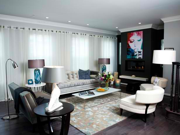 10 urban sophisticated living area styles for Sophisticated living room designs