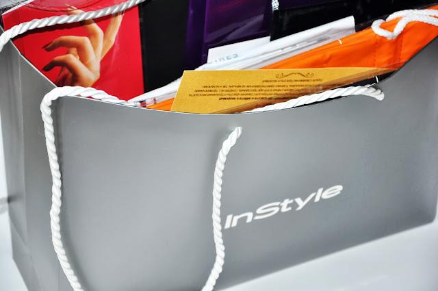 набор подарков для гостей Instyle Beauty Bar 2013
