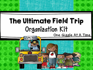 .https://www.teacherspayteachers.com/Product/The-Ultimate-Field-Trip-Organization-Kit-1851382