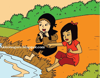 Ini Soal UTS KTSP Kelas 1 SD Bahasa Indonesia Semester 1 / Ganjil