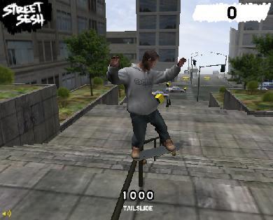 street sesh game