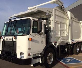 2015 Autocar Dump Trucks ACX64