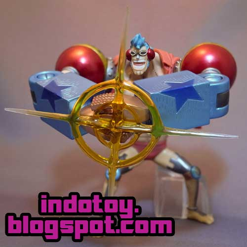 Jual Action Figure : One Piece The Battle of Fishman Island