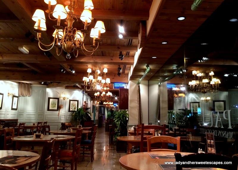 PAUL French restaurant in BurJuman