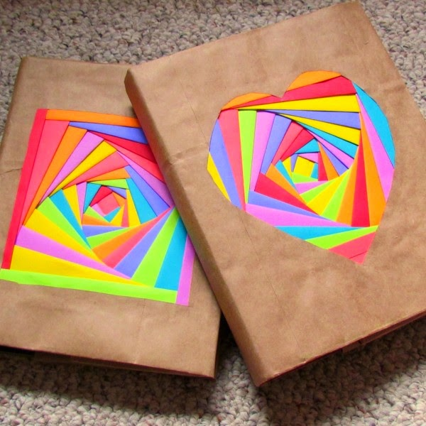http://suzyssitcom.com/2012/08/creating-colorful-bookcovers-with-astrobrights-paper.html
