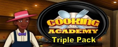 Cooking Academy Triple Pack (AIO)
