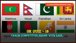 GK for SSC CHSL Exam 2015