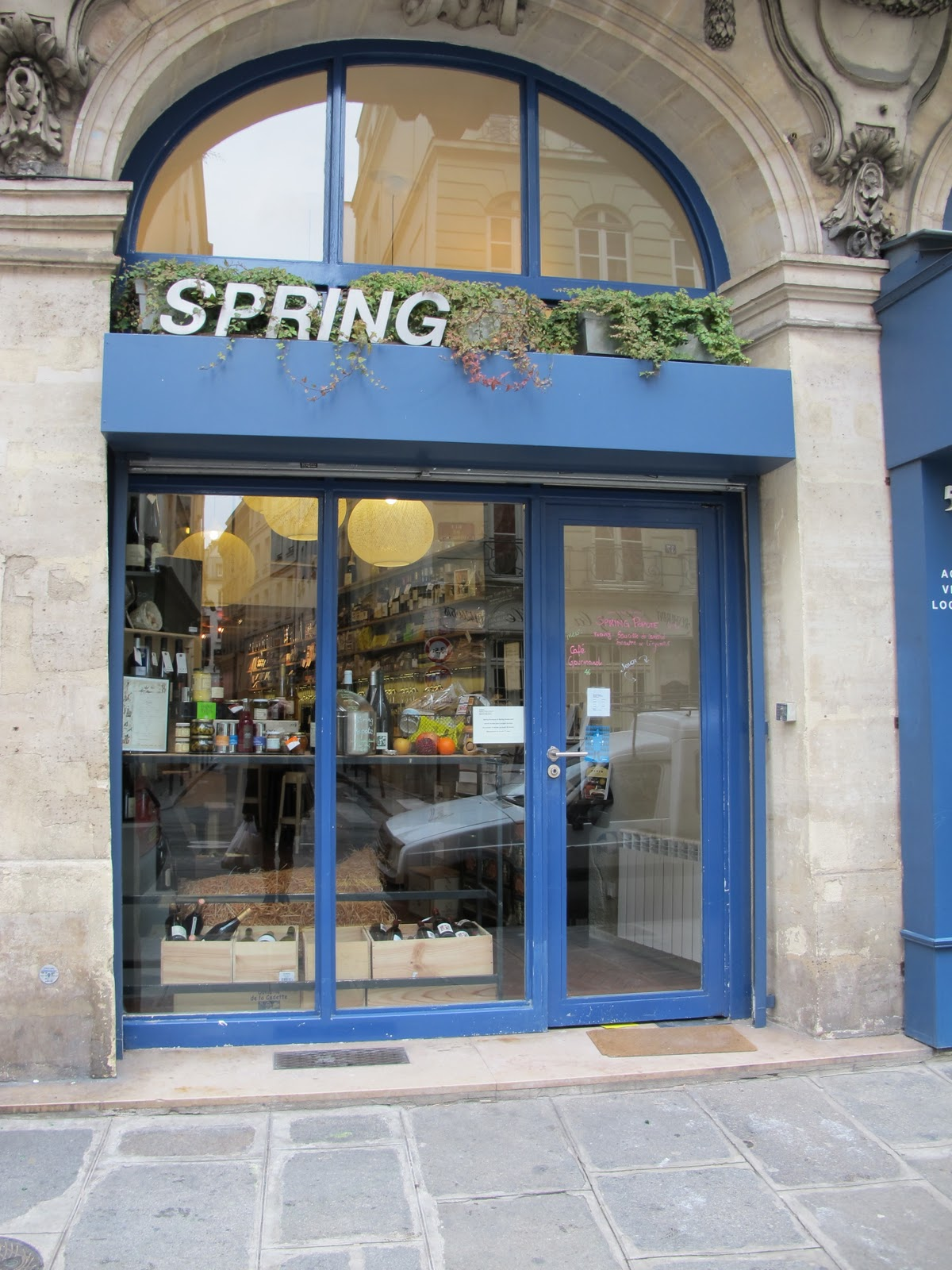 Diet Is A Four Letter Word Spring In Paris