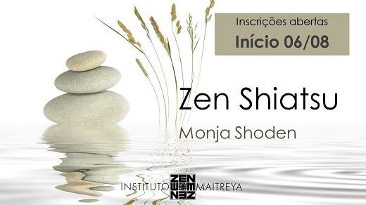 Zen Shiatsu - Iniciantes
