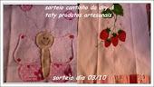 SORTEIO CANTINHO DA DRY & TATY PRODUTOS ARTESANAIS