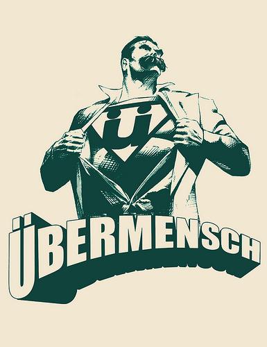 Übermensch und Untermensch - 1 Le surhomme