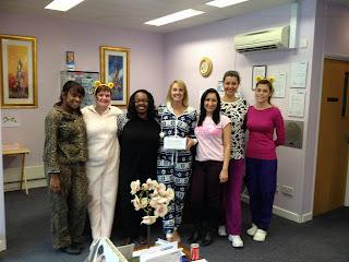 Milton Keynes Dentist Goes Daft For Children In Need