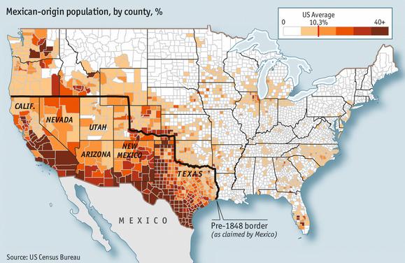 Migracion Estados Unidos y Mexico Estados Unidos y México