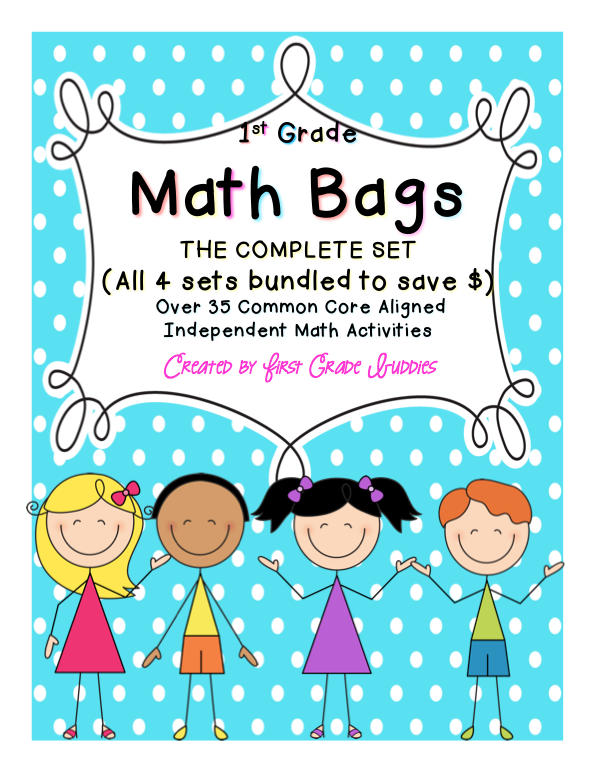 http://www.teacherspayteachers.com/Product/Math-Bags-for-1st-Grade-THE-COMPLETE-SET-30-Common-Core-Aligned-Math-Centers-749488