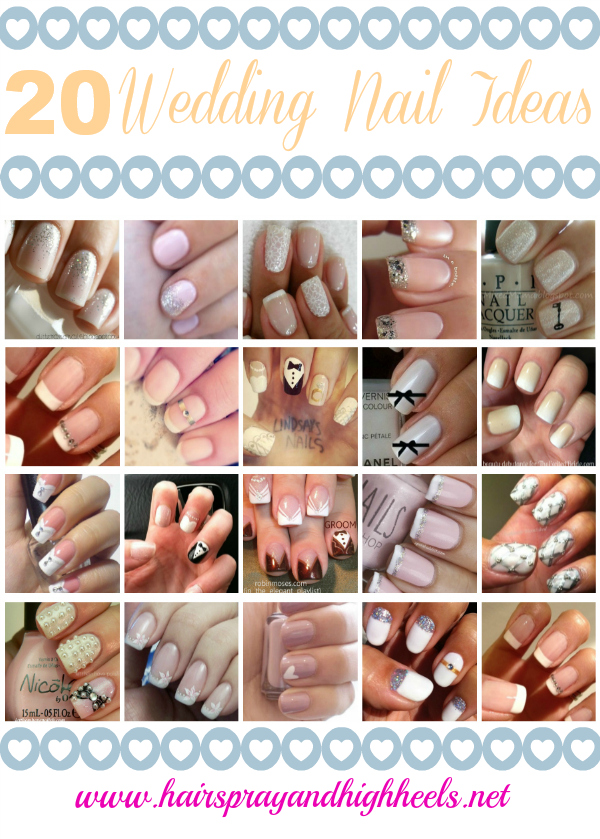 20 Wedding Nail Art Ideas