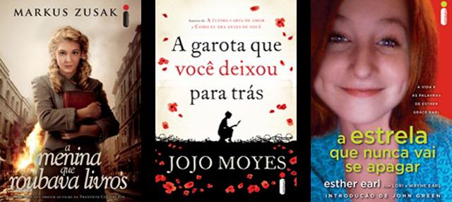 Lançamento de Livros Editora Intrínseca Janeiro 2014