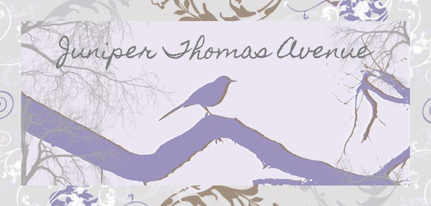 Juniper Thomas Avenue