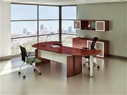 Mayline Medina Desk Configuration