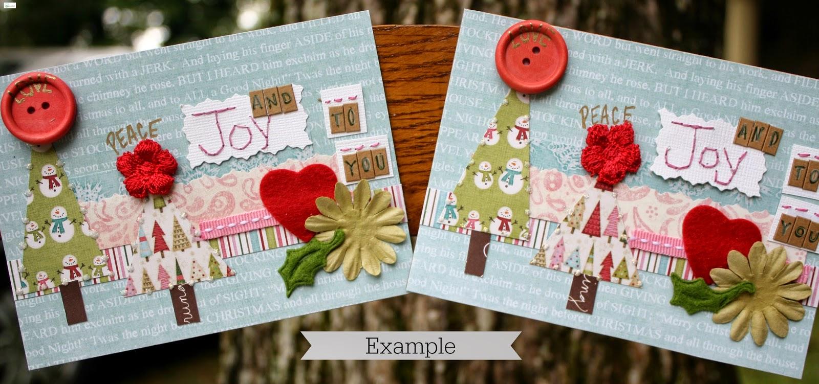 Caravan Sonnet Custom Christmas Card Orders