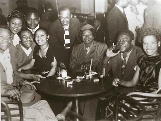 Clubs de Jazz de los años 20