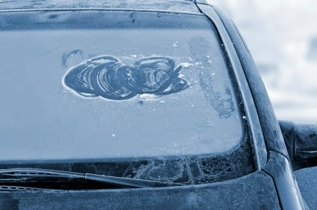 How To Get Frost Off Car Windows