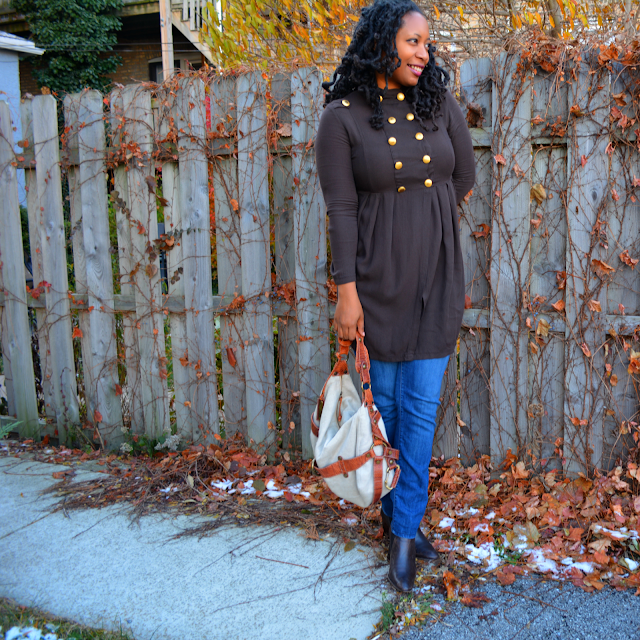 casual fall style for sahm