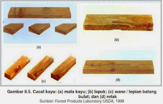 Cacat Kayu