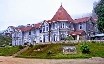 Dow Hill Girls' School in Kurseong