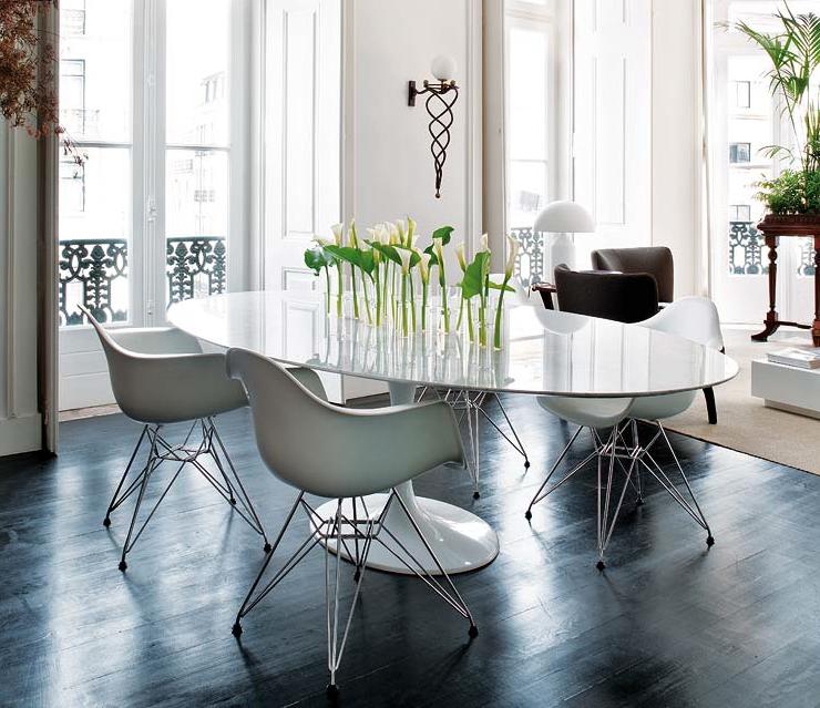 Saarinen Marble Tulip Table Marble Table oh Saarinen