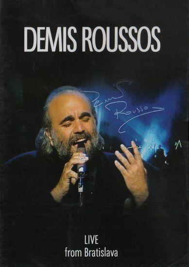 Demis Roussos Live In Bratislava