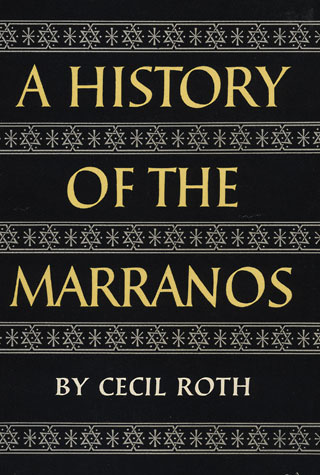 a study of marranos Reading marranos on the mor adas is a difficult and often frustrating process, as the author is a master of allusion and suggestion, and has developed an argument that.