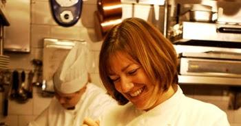 : Chocolate Napoleon & Ice Cream Sandwich Recipe/ With Chef Gale Gand ...