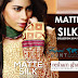Resham Ghar Matte Silk Collection 2014-2015 | Resham Ghar Fall/Winter Collection 2014
