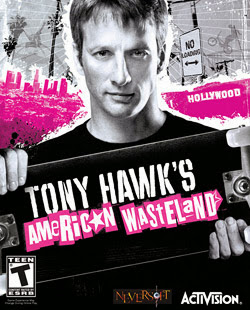 Download Tony Hawk's American Wasteland Game