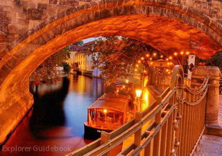 Prague Venice Boat Trips cruise