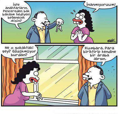 Komik karikatürler 2012