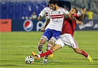 مشاهدة مباراة الزمالك والصفاقسي التونسي بث مباشر اليوم السبت 27-06-2015 الكونفدرالية الافريقية