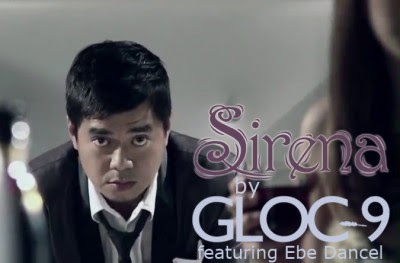 Gloc--9 Sirena Music Video featuring Ebe Dancel