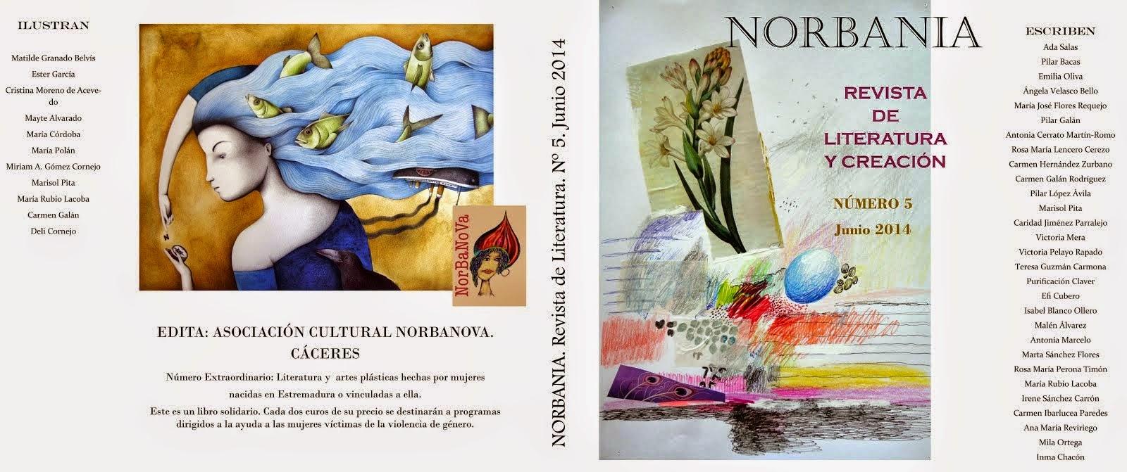 Accede al blog de Estampas de Norbania