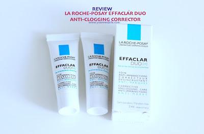 La Roche-Posay Effaclar Duo Anti-Clogging Corrector paraben free