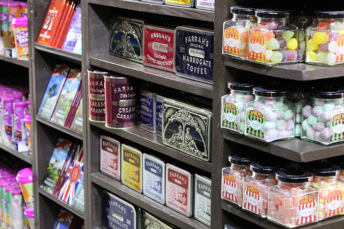Windsor Castle Great Park History Queen Sweet shop old style