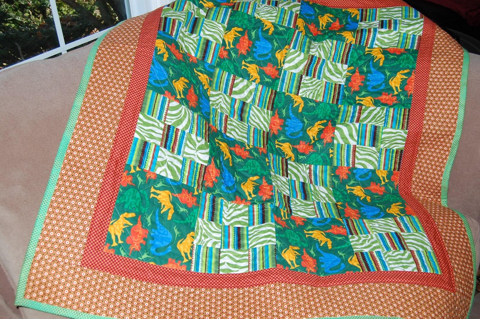 Patience Corner Nine Patch Quilt Pattern